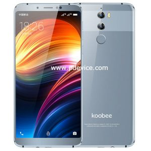 Koobee F2 Smartphone Full Specification