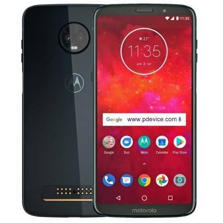 Motorola Moto Z3 Play Smartphone Full Specification