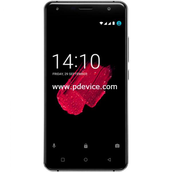 Prestigio Muze D5 LTE Smartphone Full Specification
