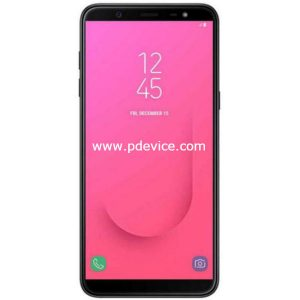 Samsung Galaxy J8 Smartphone Full Specification