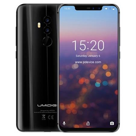 UMIDIGI Z2 Pro Smartphone Full Specification