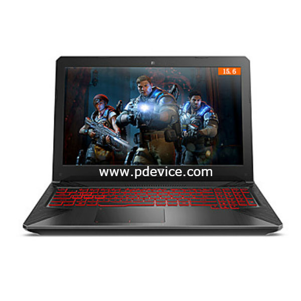 ASUS FX80GE8750 Gaming Laptop Full Specification