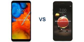 LG Stylo 4 vs LG Aristo 2 Plus