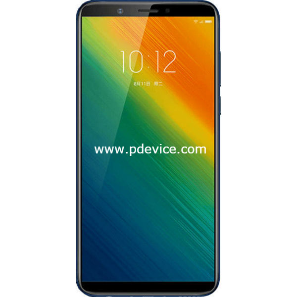 Lenovo K5 Note (2018) Smartphone Full Specification
