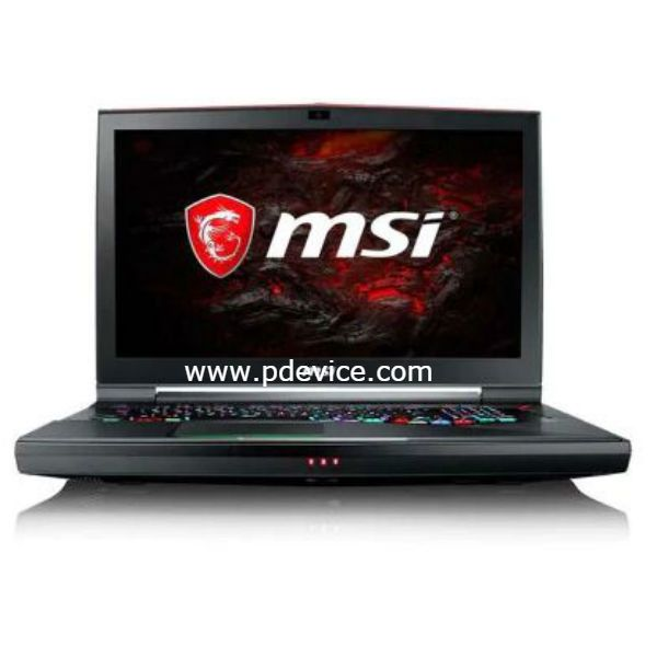 MSI GT63 8RF-014CN Gaming Laptop Full Specification