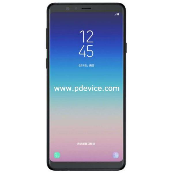 Samsung Galaxy A8 Star Smartphone Full Specification