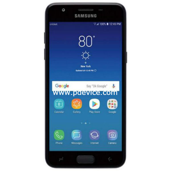 Samsung Galaxy Amp Prime 3 Smartphone Full Specification