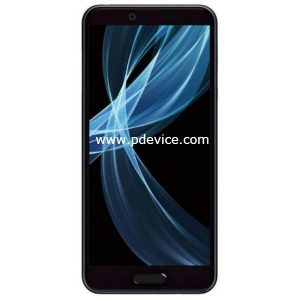 Sharp Aquos Sense Plus Smartphone Full Specification