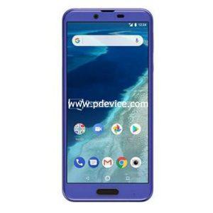 Sharp X4 Smartphone Full Specification