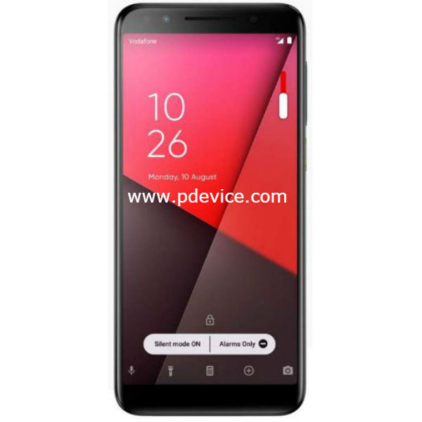 Vodafone Smart N9 Smartphone Full Specification