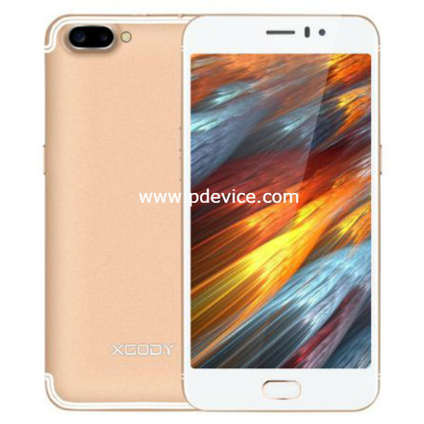 Xgody D23 Smartphone Full Specification