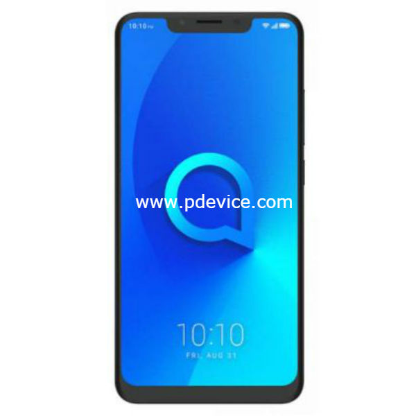 Alcatel 5V Smartphone Full Specification