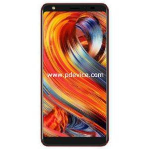 Comio X1 Smartphone Full Specification