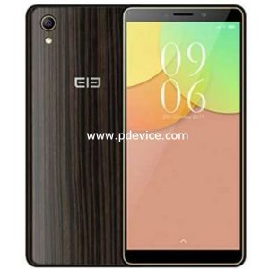 Elephone A2 Smartphone Full Specification