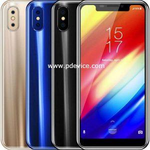 HomTom H10 Smartphone Full Specification