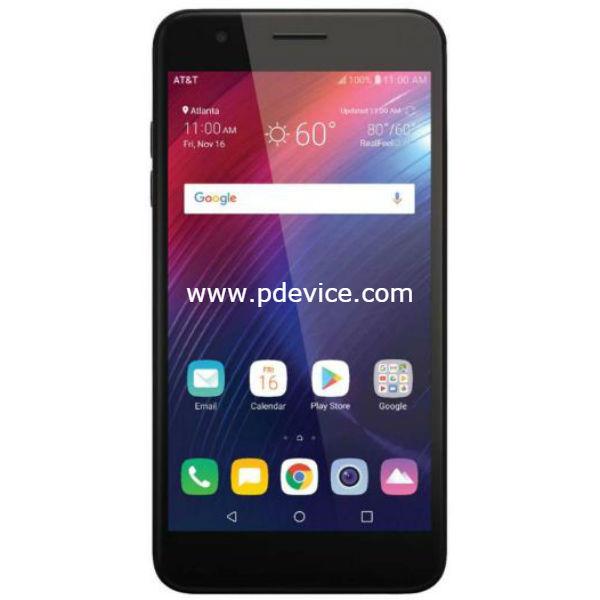 LG Phoenix Plus Smartphone Full Specification