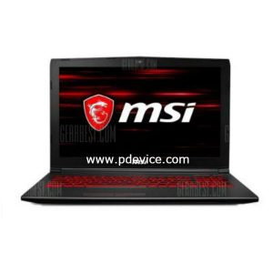 MSI GL63 8RE-417CN Gaming Laptop Full Specification