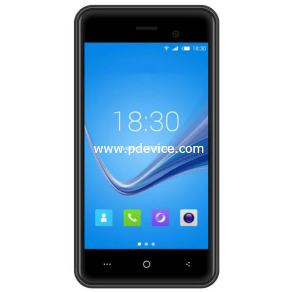 PLUZZ PL4010 4G Smartphone Full Specification
