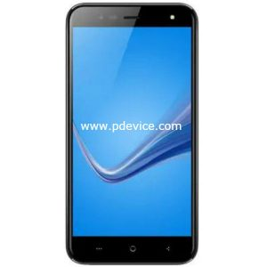 PLUZZ PL5510 4G Smartphone Full Specification