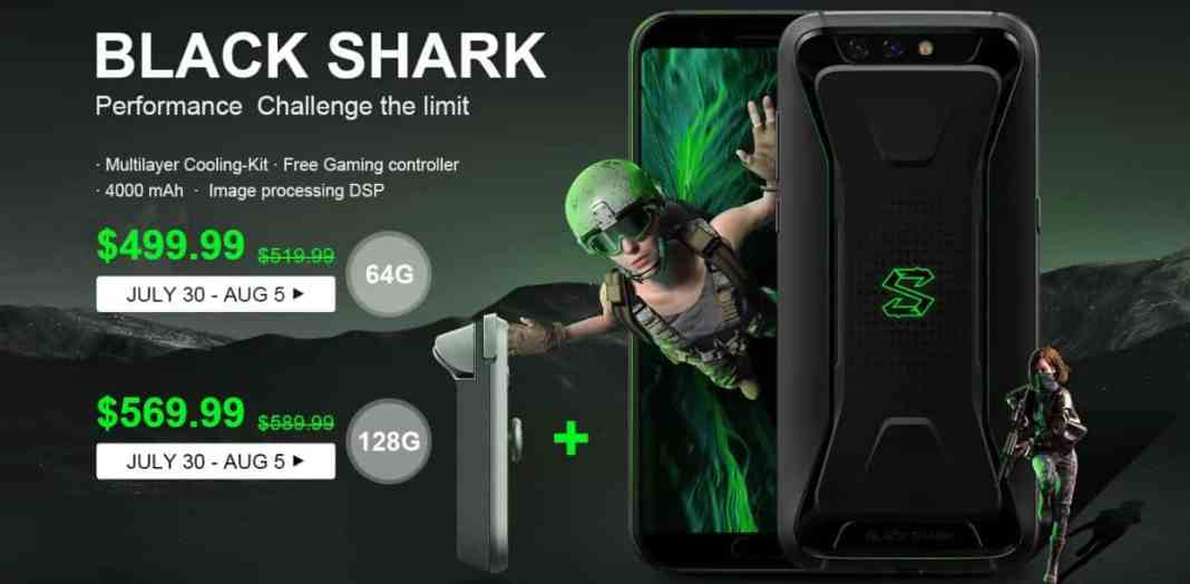 Xiaomi Black Shark Flash Sale