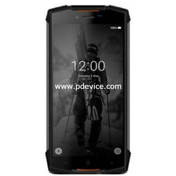 Doogee S55 Lite Smartphone Full Specification