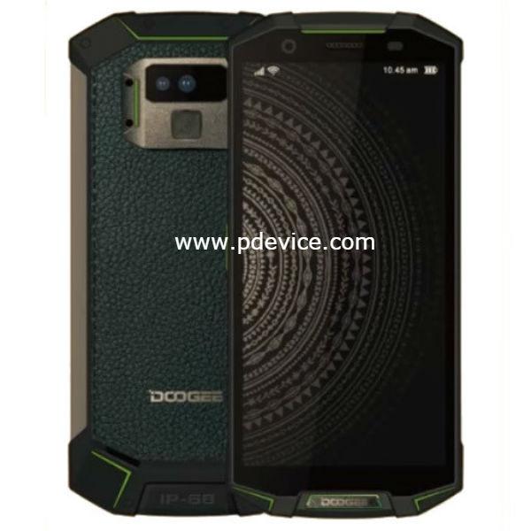 Doogee S70 Smartphone Full Specification