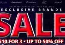 GearBest Exclusive Brand Sale - Save up to 50% on All gadgets