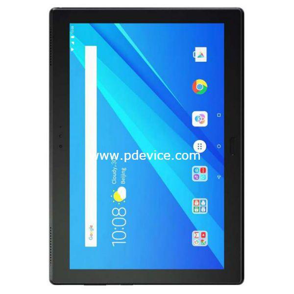 Lenovo Tab P10 Tablet Full Specification