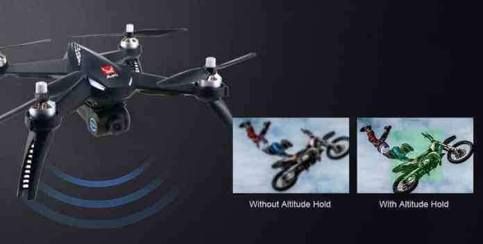 MJX Bugs 5W B5W WiFi FPV RC Drone $33 Coupon Code from GearBest