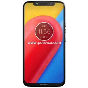 Motorola P30 Smartphone Full Specification