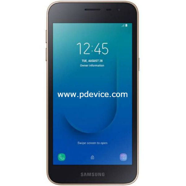 Samsung Galaxy J2 Core Smartphone Full Specification