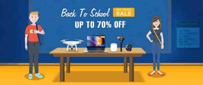 TomTop Top Brands Sale - Back to School Sale