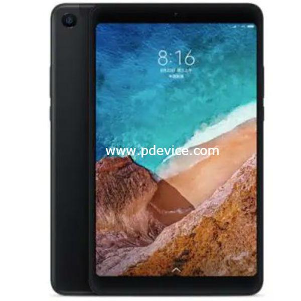 Xiaomi Mi Pad 4 Plus Tablet Full Specification