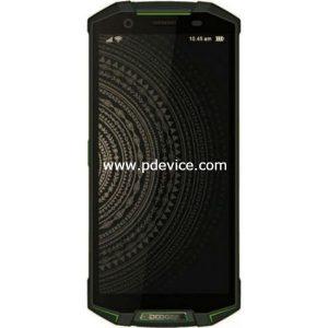 Doogee S70 Lite Smartphone Full Specification