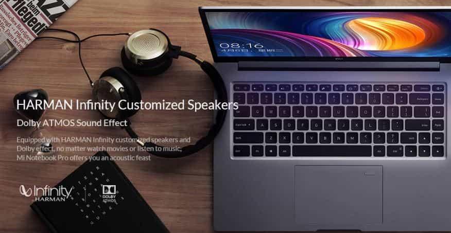 48 Promo Code] Xiaomi Mi Notebook Pro Fingerprint