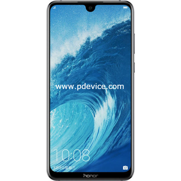Huawei Honor 8x Max SD636 Smartphone Full Specification