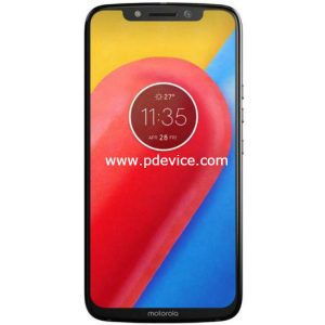 Motorola P30 Play Smartphone Full Specification