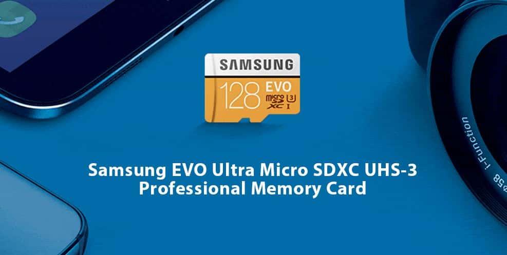 SAMSUNG 128GB Micro SD Card TF Card memory card UHS-I U3 Coupon Code Light in The Box
