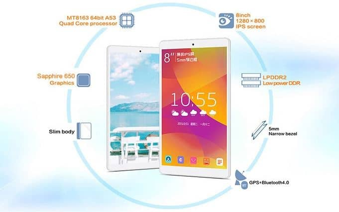 Teclast P80h Tablet PC GearBest Promo Code