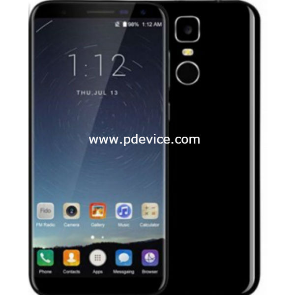 Xgody Symbol X Smartphone Full Specification