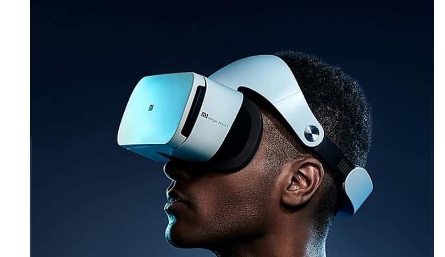 Xiaomi VR virtual reality glasses (Plastic Black VR Virtual Reality Glasses Rectangular) Coupon Code