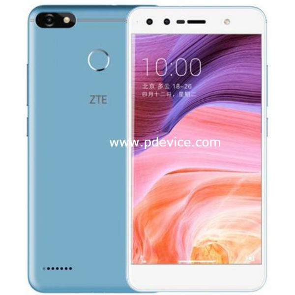 ZTE Blade A4 Smartphone Full Specification