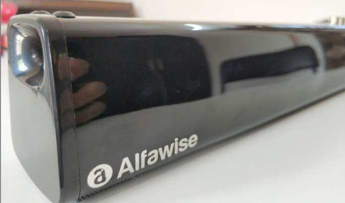 Alfawise BT- 200 Portable Wireless Bluetooth Soundbar Review