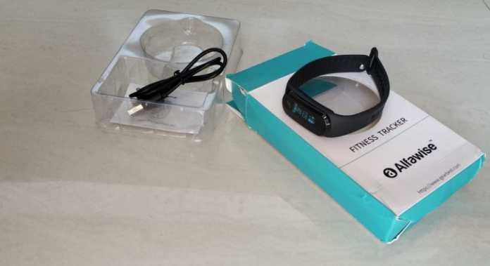 Alfawise Mini 3 Smart Bracelet Full Review