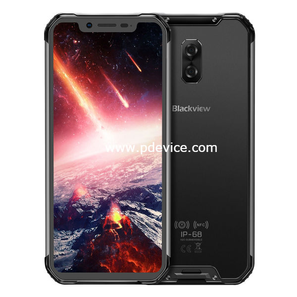 Blackview BV9600 Pro Smartphone Full Specification