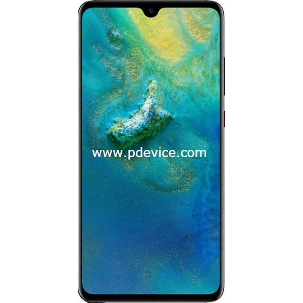 Huawei Mate 20 Smartphone Full Specification
