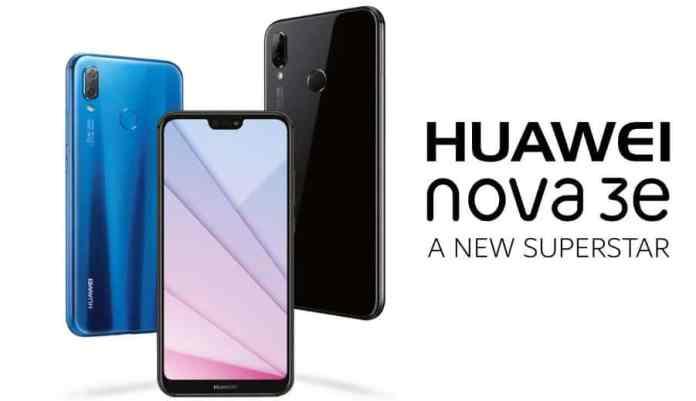 Huawei Nova 3E $69.11 GearBest Coupon Code