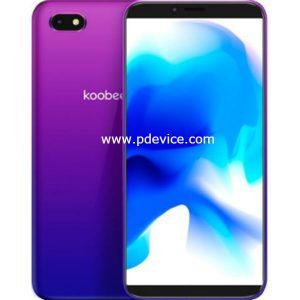 Koobee S209 Smartphone Full Specification