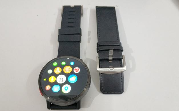 LEMFO LEM X 4G Smart Watch Phone Full Details and Review