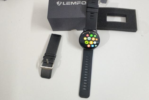 LEMFO LEMX 4G Smart Watch Phone Features and Review